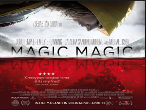 Magic Magic - A film by Sebastián Silva